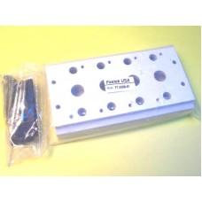 Fastek USA Valve Manifold, 300M-4F, 4 Station Manifold, N4V-300 Series