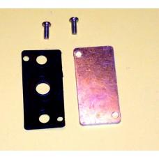 Fastek USA Manifold Blank Plate, BP-100,  N4V-100 Series