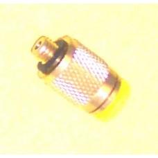 Fastek USA Male Connector, JPC1/8-U10, 10-32 Thread to 1/8 tube