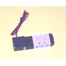 Mindman Solenoid Valve MVSA-150-4E1-DC24V, 10-32 ports or M5 ports, 4-way