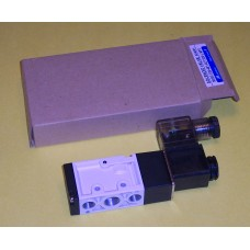 Mindman Solenoid Valve MVSC-220-4E1, 4-way, Single Solenoid, specify voltage