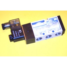 Mindman Solenoid Valve MVSC-300-4E1, 4-way, Single Solenoid, specify voltage