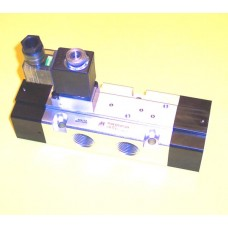 Mindman Solenoid Valve MVSE-600-4E1-20A, Single Solenoid, 3/4 NPT, specify voltage